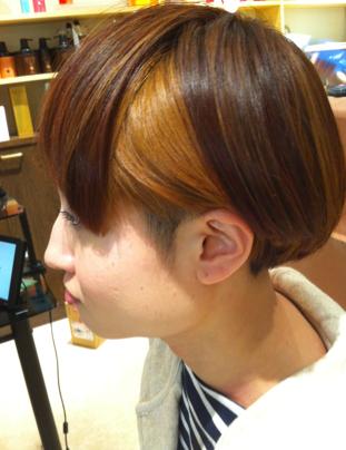 美容院のヘアカラー!アルカリカラーと酸性カラーの違い!白髪染めにも注意が必要です