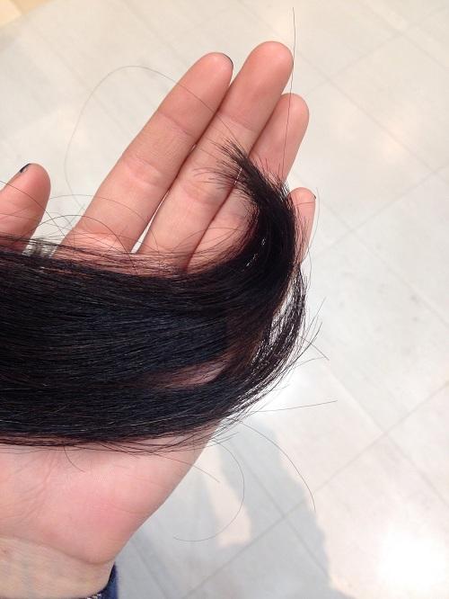 髪の毛の構造を知ろう!美容院4cmが毛髪の科学教えちゃいます。
