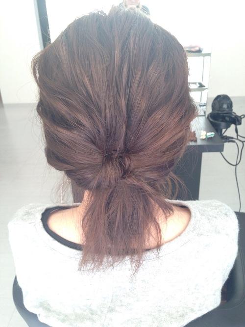 ストレートアイロンで作る波ウェーブのやり方!流行のヘアアレンジ☆