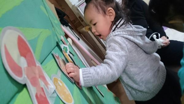 石川県金沢市美容室4cm託児所たんぽぽ!クリスマスイベントパーティー
