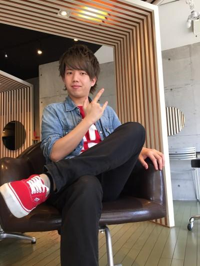 金沢市美容室4cm新入社員紹介!将来のスーパー美容師です。No.5