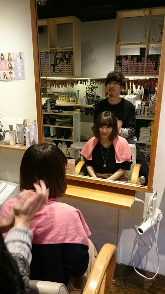 2017年オススメのヘアカラーはバレイヤージュ!美容室でしか出来ない技術