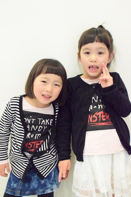子供と一緒にカットするペアカット(1000円)は安い!キッズカットも美容室4cmにお任せ