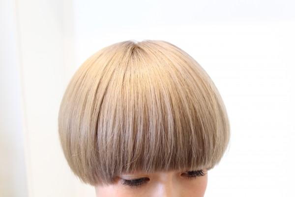 イルミナカラー!ブリーチしなくても透明感のある髪色を表現