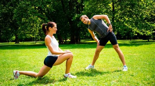 運動は髪にも良い効果が有る!薄毛対策にもオススメです。