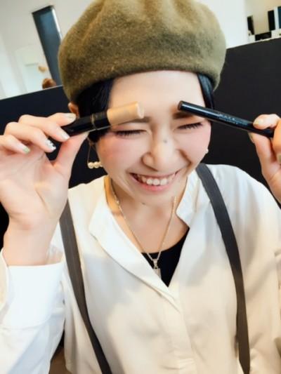 美容師お勧めの眉メイクアイテム!作り方に合わせて使いましょう