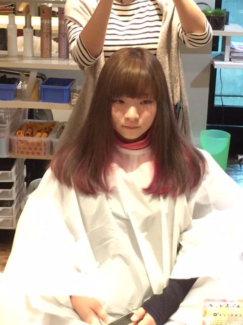 成人式は流行りの髪色で!個性的なヘアカラーは美容室4cmにお任せ下さい